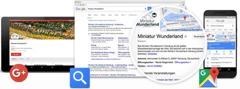Ein professioneller Eintrag bei Google My Business macht Ihren Betrieb für Kunden leichter auffindbar und sorgt für mehr Kunden und mehr Umsatz.