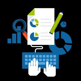 Unsere Agentur bietet SEO-Analysen und Website-Audits.